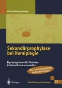 Sekund  rprophylaxe bei Hemiplegie