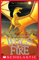 The Brightest Night (Wings of Fire #5) Book
