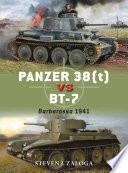 Panzer 38 t  vs BT 7