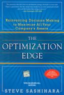 The Optimization Edge