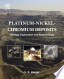 Platinum Nickel Chromium Deposits