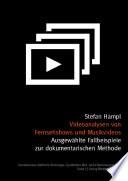 Videoanalysen von Fernsehshows und Musikvideos