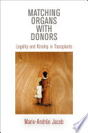 Matching Organs with Donors Book PDF