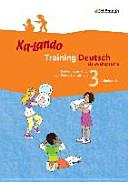 Xa-Lando 3. Training Deutsch als Zweitsprache. Arbeitsheft