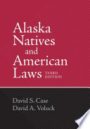 Alaska Natives and American Laws
