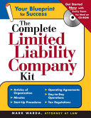 The Complete Limited Liability Company Kit