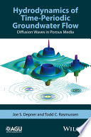 Hydrodynamics Of Time Periodic Groundwater Flow book