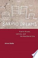 Barrio Dreams book