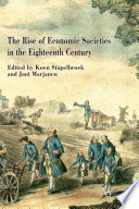 The Rise of Economic Societies in the Eighteenth Century
