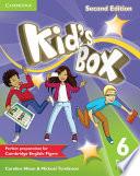 Kid S Box Level 6 Pupil S Book
