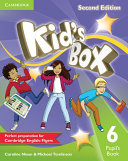 Kid's Box Level 6 Pupil's Book