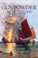 The Gunpowder Age book