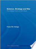 Science  Strategy and War