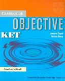 Objective KET Student s Book