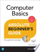 Computer Basics Absolute Beginner S Guide Windows 10 Edition
