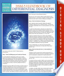 DSM 5 Handbook Of Differential Diagnosis  Speedy Study Guides
