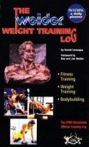 The Weider Weight Training Log