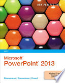 New Perspectives on Microsoft PowerPoint 2013  Brief