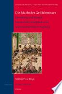 Die Macht des Ged  chtnisses  Entstehung und Wandel kommunaler Schriftkultur im sp  tmittelalterlichen Augsburg