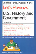 Let S Review U S History And Government
