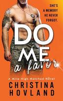 Do Me a Favor Book PDF