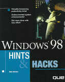 Windows 98 Hints and Hacks