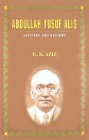 Abdullah Yusuf Ali s