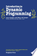 Introduction To Dynamic Programming book