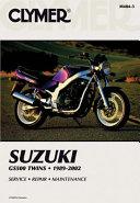 Suzuki Gs500 Twins 1989 2002