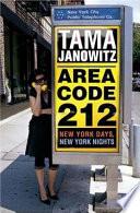 Area Code 212 Book PDF