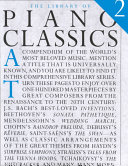 The Library of Piano Classics   Piano Solo