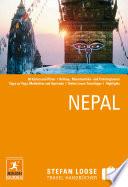 Stefan Loose Reisef  hrer Nepal