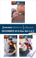 Harlequin Medical Romance December 2016 Box Set 2 Of 2
