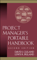 Project Manager s Portable Handbook