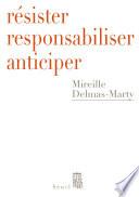 R Sister Responsabiliser Anticiper Ou Comment Humaniser La Mondialisation