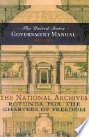 The United States Government Manual 2009 2010