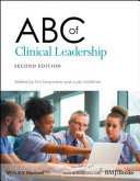 ABC of Clinical Leadership Book