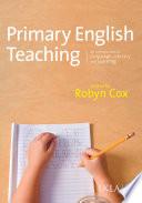 Primary English Teaching