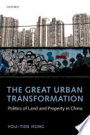 The Great Urban Transformation