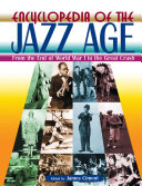 download ebook encyclopedia of the jazz age: from the end of world war i to the great crash pdf epub