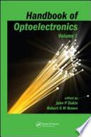 Handbook of Optoelectronics  Two Volume Set