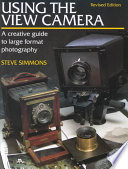 Using the View Camera