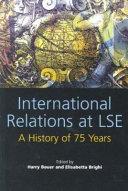 International Relations at LSE