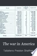 The War in America Book PDF