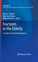 Fractures in the Elderly Book