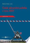 Česká zahraniční politika v roce 2007
