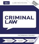 Q A Criminal Law