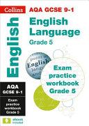 AQA GCSE English Language Exam Practice Workbook (Grade 5)