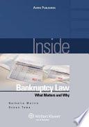 Inside Bankruptcy Law
