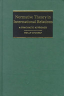 Normative Theory in International Relations